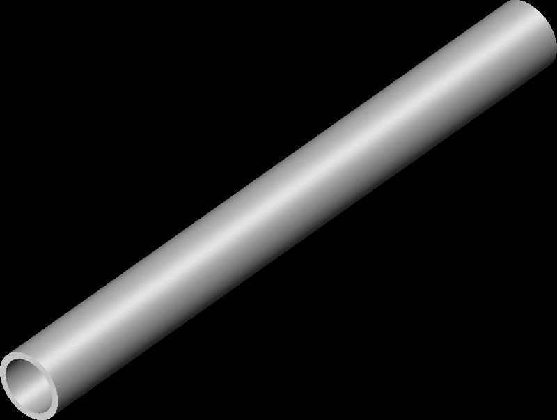 Alu-Rohr 10x1